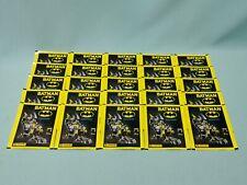Panini 80 Jahre Batman Anniversary Sticker 25 Tüten / 125 Sticker & Trading Card