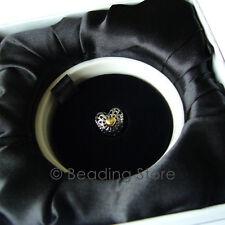 NEW Pandora Limited Edition Vintage Heart & Ceramic Box Set Silver Gold 791275