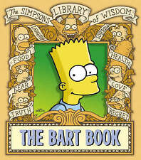 The Bart Book (The Simpsons Library of Wisdom), Groening, Matt, 0007191693, New