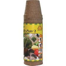 Jiffy 12Pk 2.25 Round Peat Pot