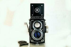 """Rare PRIMO-JR 4X4 in Exceptional Condition. Certainly the Best """"Baby"""" TLR Made"""