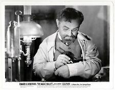 """THE MAGIC BULLET"" (1940) *EDWARD G. ROBINSON MOVIE* Press Photo *MAD SCIENTIST*"