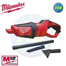Milwaukee M12HV-0 12V Vacuum Cleaner Cordless Body Only Bare Naked Unit