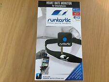 Runtastic Cardiofrequenzimetro Wireless 4 Sensore Smartphone Sport Cinghia sul petto