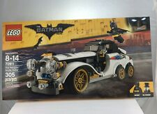 NEW LEGO BATMAN MOVIE 70911 THE PENGUIN ARCTIC ROLLER 8-14 305 PCS NIB RETIRED!