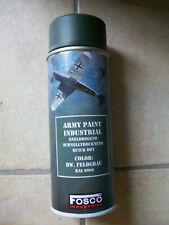 Bombe de Peinture WW2 - FOSCO - Feldgrau RAL6006 - 400ml