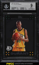 2007 Topps Basketball Kevin Durant ROOKIE RC #112 BGS 9 MINT (PWCC)