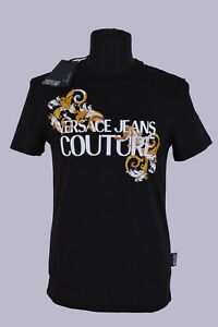 Versace Jeans Couture logo baroque print T-shirt