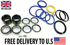 JCB PARTS - BUCKET RAM REPAIR KIT WITH SEALS & BUSH