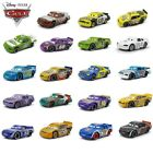 Disney Pixar Cars Racers No.4-No.123 1:55 Metal Diecast Toy Car  Boys Gifts US For Sale