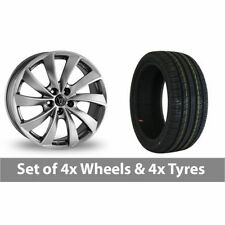 X 1/9 WolfRace Aluminium Wheels with Tyres