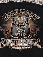 Murrells Inlet South Carolina Black T Shirt Size XL