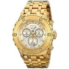 Invicta 14471 Men's 52mm Subaqua Quartz Chronograph Silver Dial Stainless Watch
