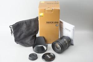 Nikon Zoom Nikkor AF-S 28-300mm f/3.5-5.6 G ED VR Lens Suit D600 D610 D750 D810