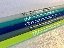Rod Building Spigot Ferrule S-GLASS Fly Rod Blank 6/' 2//3 wt 3 piece Blue
