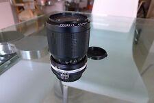 """Nikon NIKKOR con zoom 35mm - 105mm """"AIS"""" lente, include anteriore e posteriore dell'obiettivo CAPS"""