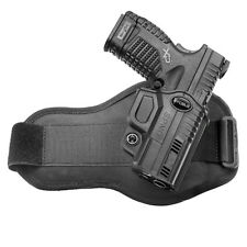 """Fobus Ankle Holster Springfield XDS, 3.3"""" & 4"""", 9mm, 40cal & .45cal - SPND A"""