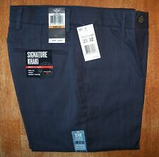 *NWT* DOCKERS Signature Khaki in Maritime Stripe - Size 29x32.  Retail - $58