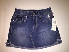 Brand New- Guess Kids Denim Skirt Size 10