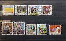 "TIMBRES PORTUGAL**: 4 séries complètes + 1 unit. ""EUROPA"" 1977-1983 (A321)"