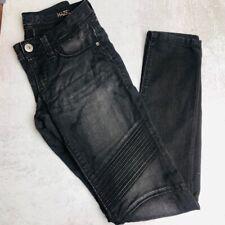 DL1961 Womens Hazel Harley Skinny Jeans Gray Zip-Fly 360 Comfort 4way Stretch 25