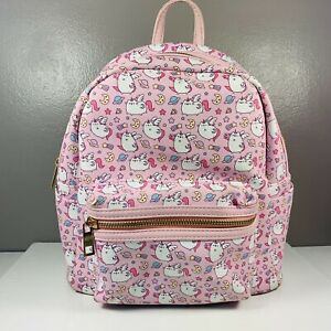 Pusheen Mini Backpack Bag Purse Pink Super Pusheenicorn RN # 77272