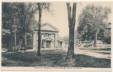 WOODBURY CT – Town Hall