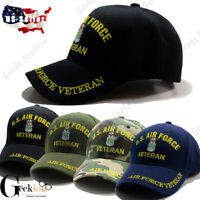 *NEW* MEN US Military Air Force Adjustable Polo Baseball Hiking Outdoor  Cap Hat