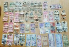 Lot of Foreign PAPER MONEY BANKNOTES WORLD CURRENCY