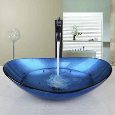 DE Bad und Küche Wasserhahn Wasser Single Hebel Schwanenhals Mixer Becken