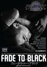 Fade to Black: No Gi Chokes 6 Vol DVD Set BJJ Brazilian Jiu-jitsu