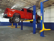 2 Post Car Lift, Universal-11KACD, 11,000LB  Two Post Auto Lift - Free Shipping!