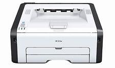 Ricoh SP Computer-Drucker mit Schwarz/Weiß-Ausgang
