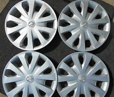 "A SET OF 15"" NISSAN VERSA 2012 - 2016 WHEEL COVERS  HUBCAPS RIM COVERS 53087"