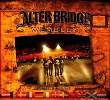 ALTER BRIDGE-LIVE AT WEMBLEY CD NEW