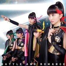 New Momoiro Clover Z Battle and Romance Limited B CD DVD Japan F/S KICS-91679