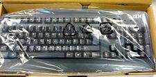 NEW IBM Lenovo Preferred Pro PS/2 Spanish Keyboard Black 40K9453 Aqui Hablamos