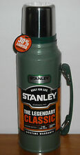 New Buitl For Life STANLEY THE LEGENDARY CLASSIC THERMOS 1.1QT. 30% Lighter