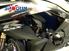 Shogun BLACK Frame Sliders for Suzuki 2009-11 GSX-R 1000 GSXR1000 750-5339