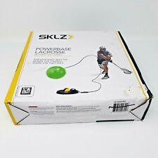 Sklz PowerBase Lacrosse Trainer Multi Skill Solo Trainer