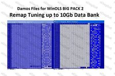 WinOls files Pack full +10Gb Damos Data Bank collection Remap Ecu Tuning chip