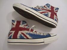 Converse Chuck Taylor All Star Hi Top mens shoe sneaker ENGLAND UK Union Jack 9