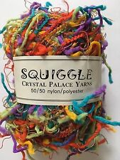 Crystal Palace Yarns Squiggle #9297 Circus - Multi-color PigTail Eyelash