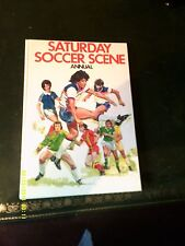 Saturday Soccer Scene Annual, Children's Annual, Vintage Football  Book 1981