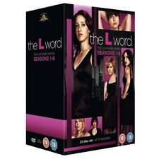 The L Word - Series 1-6 - Complete  Box Set              Fast  Post