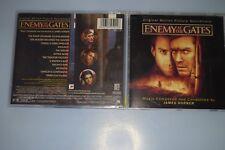 James Horner – Enemy At The Gates. CD-Album
