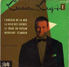 LUCIEN LUPI L'ANGELUS DE LA MER FRENCH ORIG EP MARCEL CARIVEN