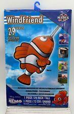 Finding Dory Nemo Clown Fish Windsock Outdoor or Kids Bedroom Disney's Pixar