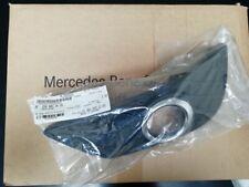 NEU Original Mercedes W204 2048803924 Gitter Blende Stoßstange vorne rechts AP