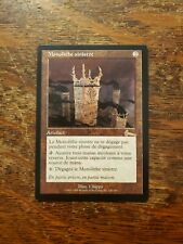 Mtg, Magic The Gathering, FRENCH, Grim Monolith